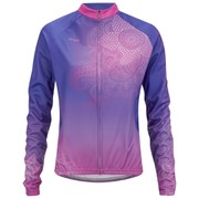 Primal Women's Kashmir Heavyweight Long Sleeve Jersey - Purple