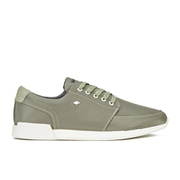 Boxfresh Men's Struct Ripstop Low Top Trainers - Grey