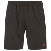 Animal Men's Banta Elasticated Waist Swim Shorts - Black
