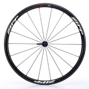 Zipp 202 Firecrest Carbon Clincher Front Wheel 2016 - White Decal