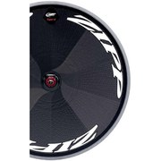 Zipp Super-9 Tubular Track Disc Rear Wheel 2016 - White Decal