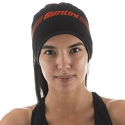 Santini Krios Knitted Head Band - Black