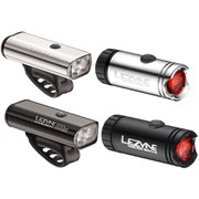 Lezyne Macro Drive 600XL/Micro Light Set