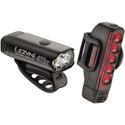 Lezyne Micro Drive 400XL/Strip Light Set