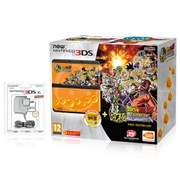 New Nintendo 3DS + Dragon Ball Z: Extreme Butoden Pack