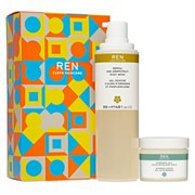 REN Smooth and Glow Set (Exclusive) - Worth £38.00