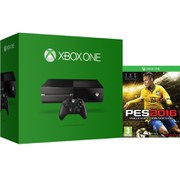 Xbox One Console - Includes PES: Pro Evolution Soccer 16