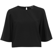 The Fifth Label Women's Minds Wonder Top - Black