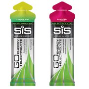 Science in Sport Go Energy + Electrolyte Energy Gel - Pack of 30