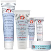 First Aid Beauty Cheers to FAB Skin Set (Worth £70.00)
