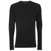 Religion Men's Long Sleeve Crew Neck T-Shirt - Black