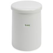 Keith Brymer Jones Tea Storage Jar - White