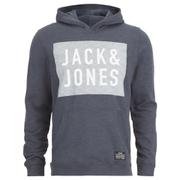 Jack & Jones Men's Rider Hoody - Navy Blazer