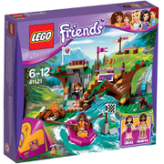 LEGO Friends: Avonturenkamp wildwatervaren (41121)