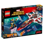 LEGO Marvel Super Heroes: Avenjet ruimtemissie (76049)
