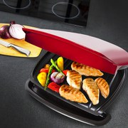 George Foreman 18872 Family Grill - Red