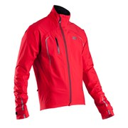 Sugoi RSE Neoshell Cycling Jacket - Red