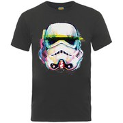 Star Wars Men's Command Stormtrooper Art T-Shirt - Charcoal
