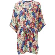 MINKPINK Women's Save Tonight Kimono - Multi