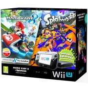 Wii U Premium Pack (32GB) - Includes Splatoon + Mario Kart 8