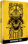 Sicario - Limited Edtion Steelbook