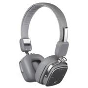 Kitsound Clash Bluetooth Headphones with Mic - Grey