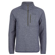 Craghoppers Men's Swainby Half Zip Fleece - Soft Navy