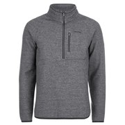 Craghoppers Men's Swainby Half Zip Fleece - Black Pepper