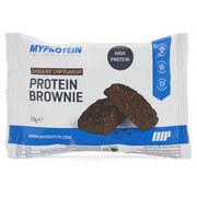 Brownie Proteico