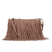 Rebecca Minkoff Women's Finn Cross Body Bag - Almond
