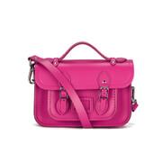 The Cambridge Satchel Company Women's The Mini Magnetic Closure Satchel Bag - Pink