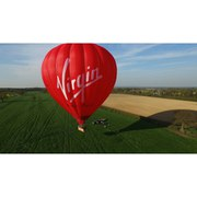 Luxury Christmas Hot Air Balloon Ride Gift Package for Two