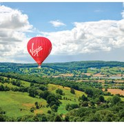 Love in a Box Gift Package Hot Air Balloon Ride for One