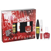 Maybelline Red Siren Gift Set