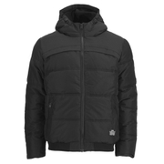 Jack & Jones Men's Sammo Padded Bomber Jacket - Black