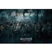 Assassins Creed Syndicate Crowd - 24 x 36 Inches Maxi Poster