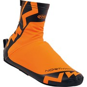 Northwave H20 Winter High Shoe Cover - Orange