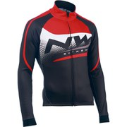 Northwave Extreme Graphic Jacket - Black/Red