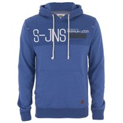 Smith & Jones Men's Halesworth Hoody - True Blue