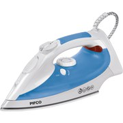 Pifco P22001B Ceramic Sole Plates Steam Iron - White