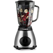 Tower T12008 500W Glass Blender - Multi