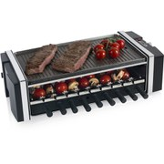 Tower T14020 3-in-1 Reversible Kebab Grill - Black