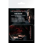 Metal Gear Solid Logo - Card Holder
