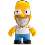 Simpsons Vinyl Figur Bart Grin by Ron English
