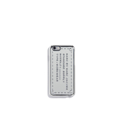 Marc by Marc Jacobs Women's Standard Supply iPhone 6 Case - Silver