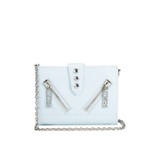 KENZO Women's Kalifornia Wallet on a Chain - Light Blue