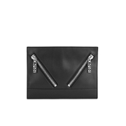 KENZO Women's Kalifornia Clutch Bag - Black