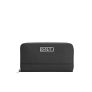 KENZO Women's Kalifornia Zip Around Purse - Black