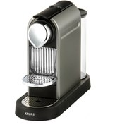 Krups Nespresso Citiz Coffee Machine XN720T - Titanium