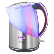 Breville VKJ595 Brita Filter Spectra Illumination Jug Kettle - Brushed Stainless Steel